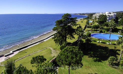 Los Granados Playa: Apartments and Penthouses for sale in a luxury beach complex on the New Golden Mile, between Marbella and Estepona 13943