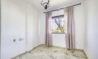 Spacious classical villa with excellent potential for sale in a quiet area of Elviria in East Marbella 15180