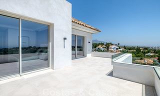 Beautiful contemporary luxury villa with sea and mountain views for sale, Benahavis - Marbella 28002