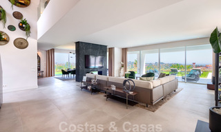 Beautiful contemporary luxury villa with sea and mountain views for sale, Benahavis - Marbella 28037