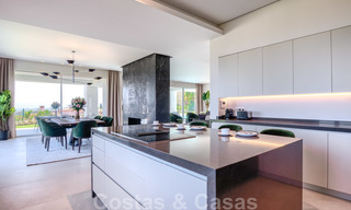 Beautiful contemporary luxury villa with sea and mountain views for sale, Benahavis - Marbella 28038