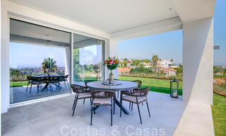 Beautiful contemporary luxury villa with sea and mountain views for sale, Benahavis - Marbella 28039