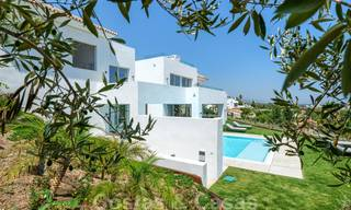 Beautiful contemporary luxury villa with sea and mountain views for sale, Benahavis - Marbella 28051