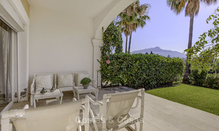 For sale: 4-bed front line golf townhouse with sea and mountain views in a superb resort in Benahavis - Marbella 16319