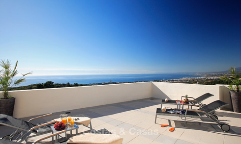 Samara Resort: Luxury modern apartments for sale in Marbella with spectacular sea views 16437