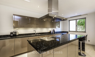 Stunning luxury corner townhouse with breath-taking sea and mountain views for sale, in Sierra Blanca, Golden Mile, Marbella 16514