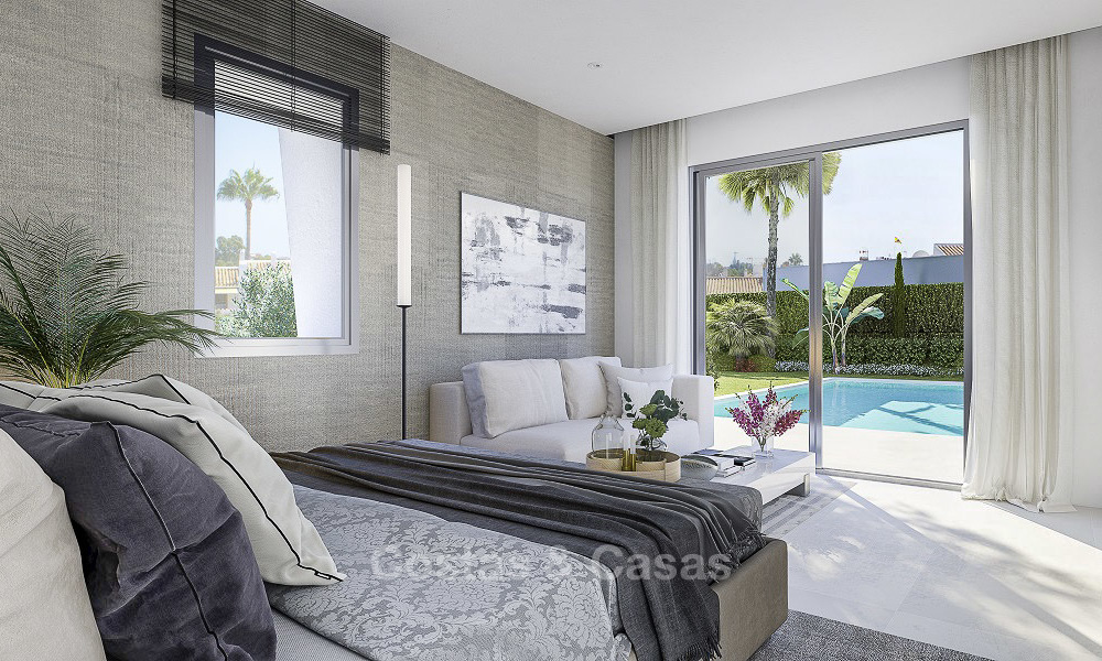 Last available modern-contemporary villa for sale in an exclusive boutique complex in Marbella-Estepona-Benahavis 16806