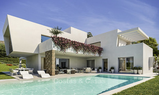 Last available modern-contemporary villa for sale in an exclusive boutique complex in Marbella-Estepona-Benahavis 16807