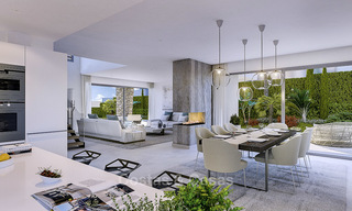 Last available modern-contemporary villa for sale in an exclusive boutique complex in Marbella-Estepona-Benahavis 16809