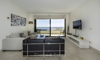 Move-in ready modern 3-bed apartment with spectacular sea and mountain views for sale in Marbella 16841
