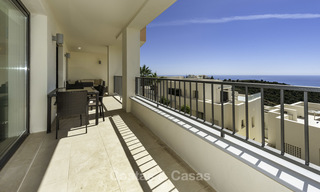 Move-in ready modern 3-bed apartment with spectacular sea and mountain views for sale in Marbella 16845