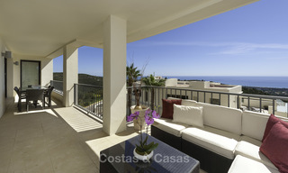 Modern move-in-ready 3-bed luxury apartment with sea and mountain views for sale in Marbella 16867