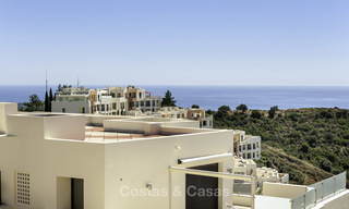 Modern move-in-ready 3-bed luxury apartment with sea and mountain views for sale in Marbella 16868