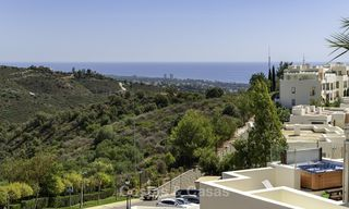 Modern move-in-ready 3-bed luxury apartment with sea and mountain views for sale in Marbella 16869