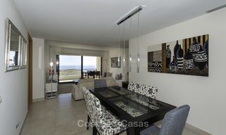 Modern move-in-ready 3-bed luxury apartment with sea and mountain views for sale in Marbella 16876