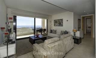 Modern move-in-ready 3-bed luxury apartment with sea and mountain views for sale in Marbella 16877