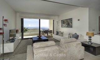 Modern move-in-ready 3-bed luxury apartment with sea and mountain views for sale in Marbella 16878