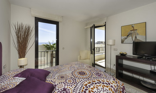 Modern move-in-ready 3-bed luxury apartment with sea and mountain views for sale in Marbella 16882