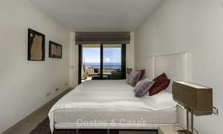 Modern move-in-ready 3-bed luxury apartment with sea and mountain views for sale in Marbella 16887