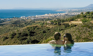 Modern move-in-ready 3-bed luxury apartment with sea and mountain views for sale in Marbella 16897