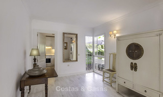 Cosy garden apartment for sale adjacent to a prestigious golf resort in Benahavis - Marbella 17066