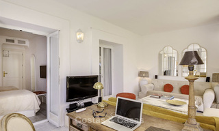 Cosy garden apartment for sale adjacent to a prestigious golf resort in Benahavis - Marbella 17070