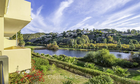 Attractive 3-bed penthouse apartment with spacious terraces and panoramic views for sale, Benahavis - Marbella 17576