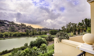 Attractive 3-bed penthouse apartment with spacious terraces and panoramic views for sale, Benahavis - Marbella 17584