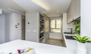Spacious new built contemporary townhouses for sale, in a championship golf resort in Mijas 17798