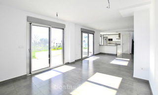 Impressive new built modern penthouse apartment for sale, with sea view, Benahavis - Marbella. Ready to move in. 17915