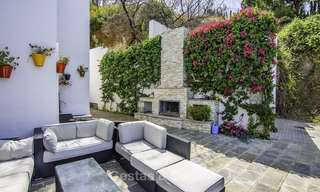 Modern detached luxury villa on a large plot in a peaceful country estate for sale, Marbella East 18129
