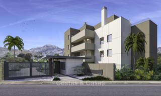 New modern apartments in a superb golf resort for sale, amazing views included! Mijas, Costa del Sol 18091