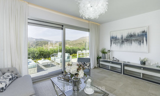 New modern apartments in a superb golf resort for sale, amazing views included! Mijas, Costa del Sol 18117