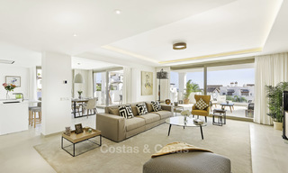 New luxury apartment for sale in a fashionable complex in Nueva Andalucia in Marbella 18391