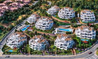 Contemporary spacious luxury penthouse for sale in an exclusive complex in Nueva Andalucia - Marbella 18502