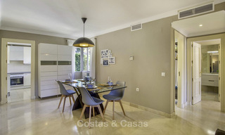 Stylish and bright, recently refurbished penthouse apartment for sale, frontline golf, Benahavis - Marbella 18690