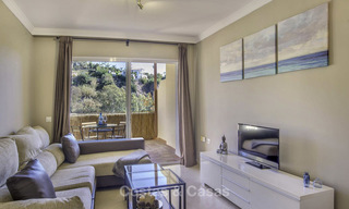 Stylish and bright, recently refurbished penthouse apartment for sale, frontline golf, Benahavis - Marbella 18696