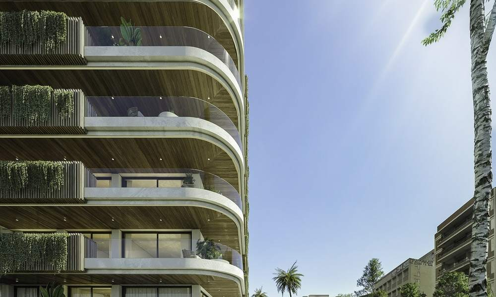 Impressive new luxury apartments in an exclusive complex for sale, walking distance to the beach, in the centre of Fuengirola, Costa del Sol 18710