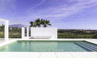 Completely renovated rustic villa for sale on the New Golden Mile between Marbella and Estepona 19103