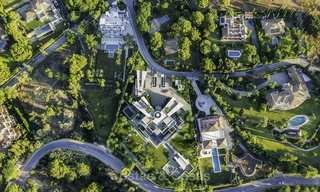 Large plot with approved masterpiece villa-project for sale, in the most prestigious area of the Golden Mile, Marbella 19192