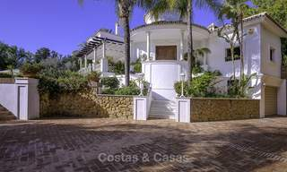 Charming Italian rustic villa on a double plot for sale, completely renovated, Marbella - Estepona 19301