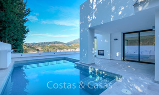 Recently completely renovated traditional villa with sea and mountain views for sale, Nueva Andalucia, Marbella 19500