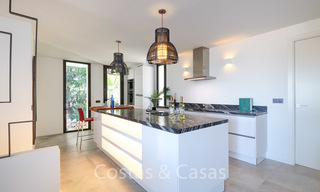 Recently completely renovated traditional villa with sea and mountain views for sale, Nueva Andalucia, Marbella 19508