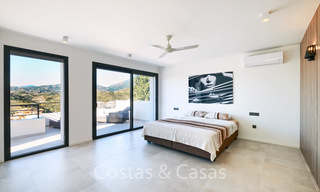 Recently completely renovated traditional villa with sea and mountain views for sale, Nueva Andalucia, Marbella 19530