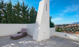 Recently completely renovated traditional villa with sea and mountain views for sale, Nueva Andalucia, Marbella 19535