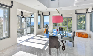 Masterpiece luxury villa on a massive plot and with amazing 360º panoramic views for sale, East Marbella 19753