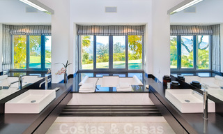 Masterpiece luxury villa on a massive plot and with amazing 360º panoramic views for sale, East Marbella 19767