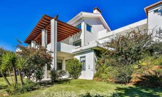 Masterpiece luxury villa on a massive plot and with amazing 360º panoramic views for sale, East Marbella 19821