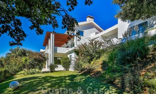 Masterpiece luxury villa on a massive plot and with amazing 360º panoramic views for sale, East Marbella 19822