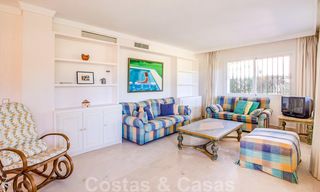 Spacious frontline golf apartment with great panoramic views for sale in Benahavis - Marbella 19929